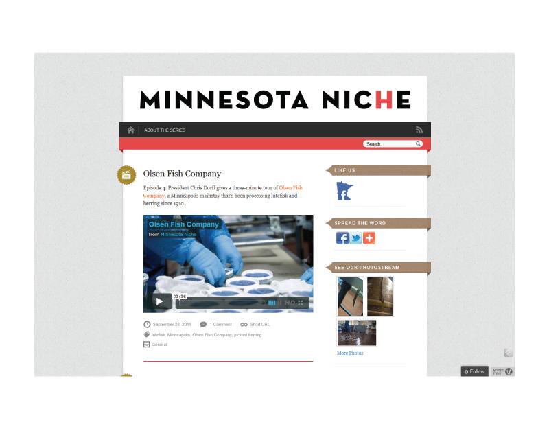 Niche-Blog
